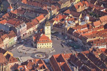 Orase din Transilvania