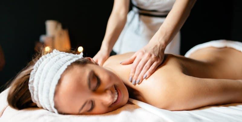 ameliorarea anxietatii in timpul masajului