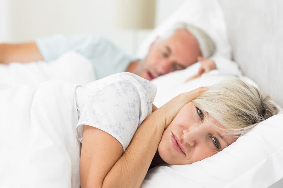 Sforaitul afecteaza calitatea vietii si relatia de cuplu